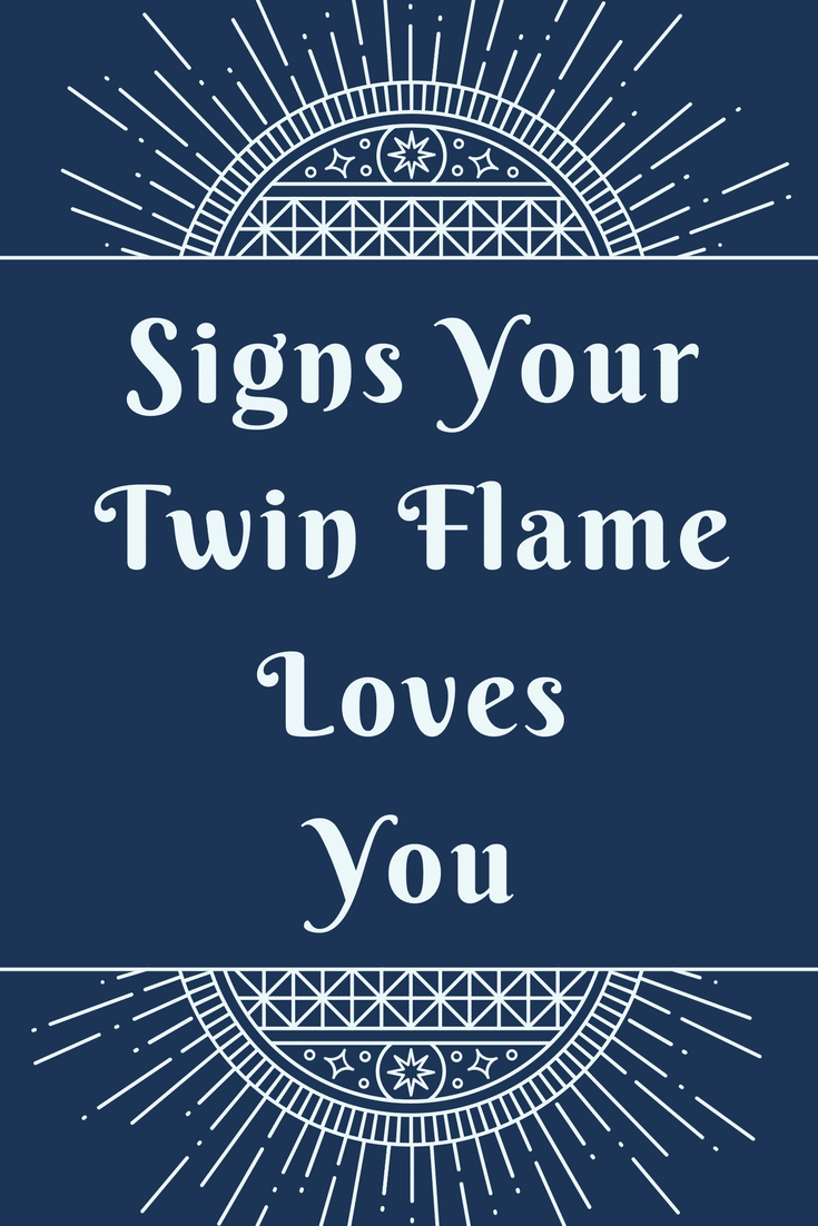 thinking about twin flame