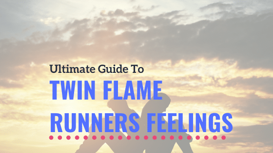 twin flame runner feelings