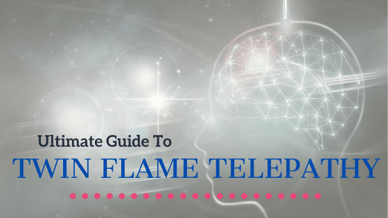 twin flame telepathy guide