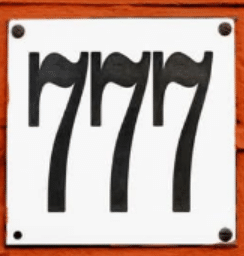777 twin flames angel number