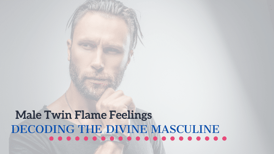Male twin flame feelings