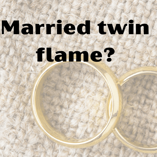 Married twin flame