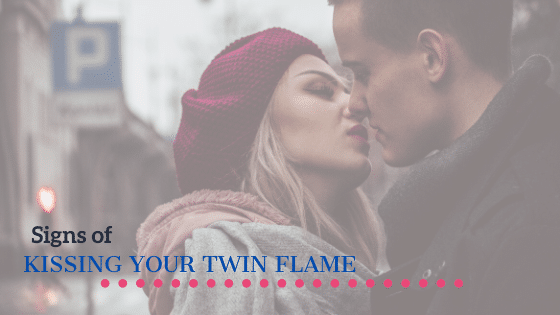 kissing your twin flame