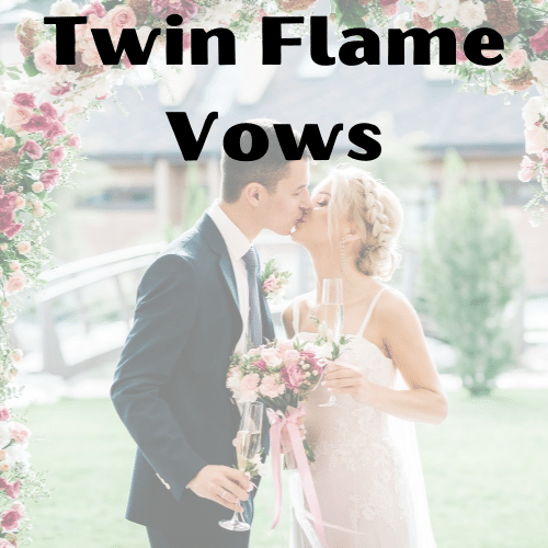 twin flame vows