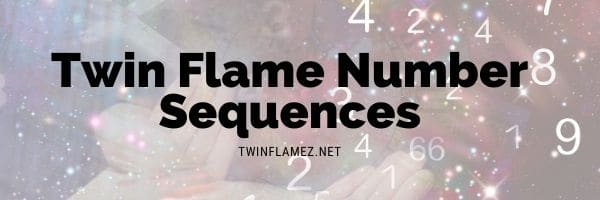 Twin Flame Number Sequences