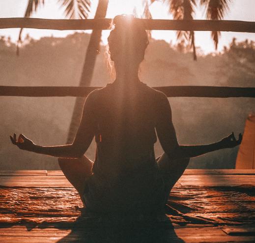 twin flame healing meditation