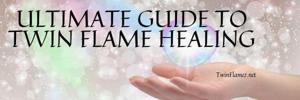 twin flame healing